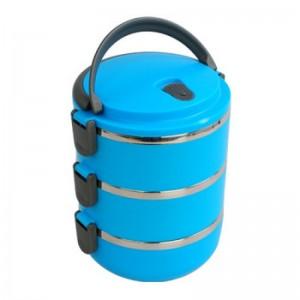 Hengli Three Layers Superior Quality Lunch Box