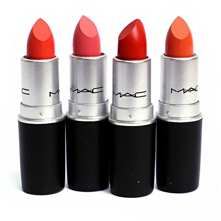 MAC Pack Of 12 MATTE Lipsticks