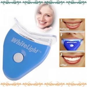 White Light Whiten Teeth Fast
