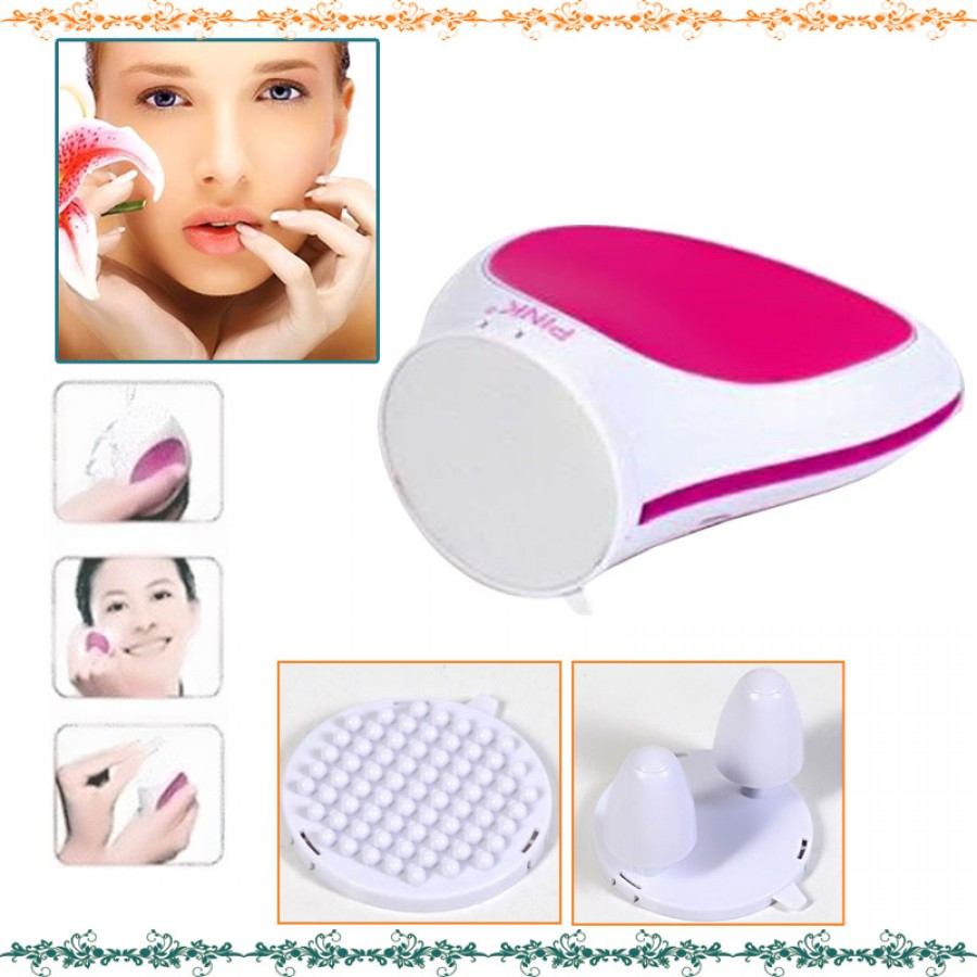 Pink Skiner Multifunction Beauty Apparatus