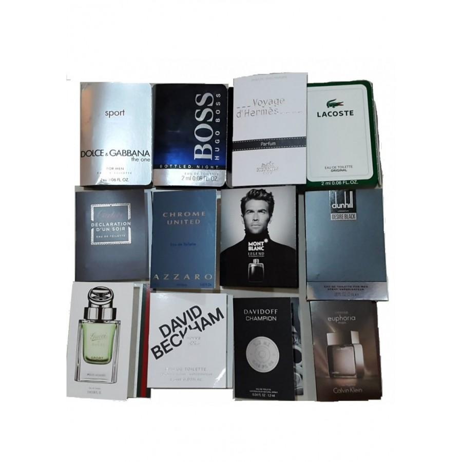 Pack of 12 Perfume Testers (100% Original)