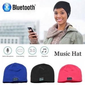 Wireless Bluetooth Knit Hat Music Cap