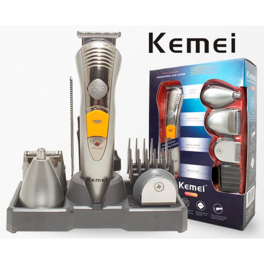 Kemei 7 in 1 Grooming Kit