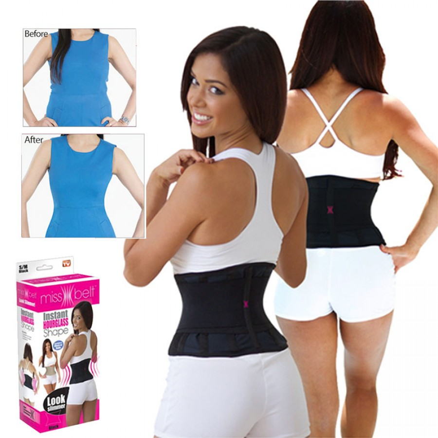 Miss Belt - Instant Hourglass Body Shaper