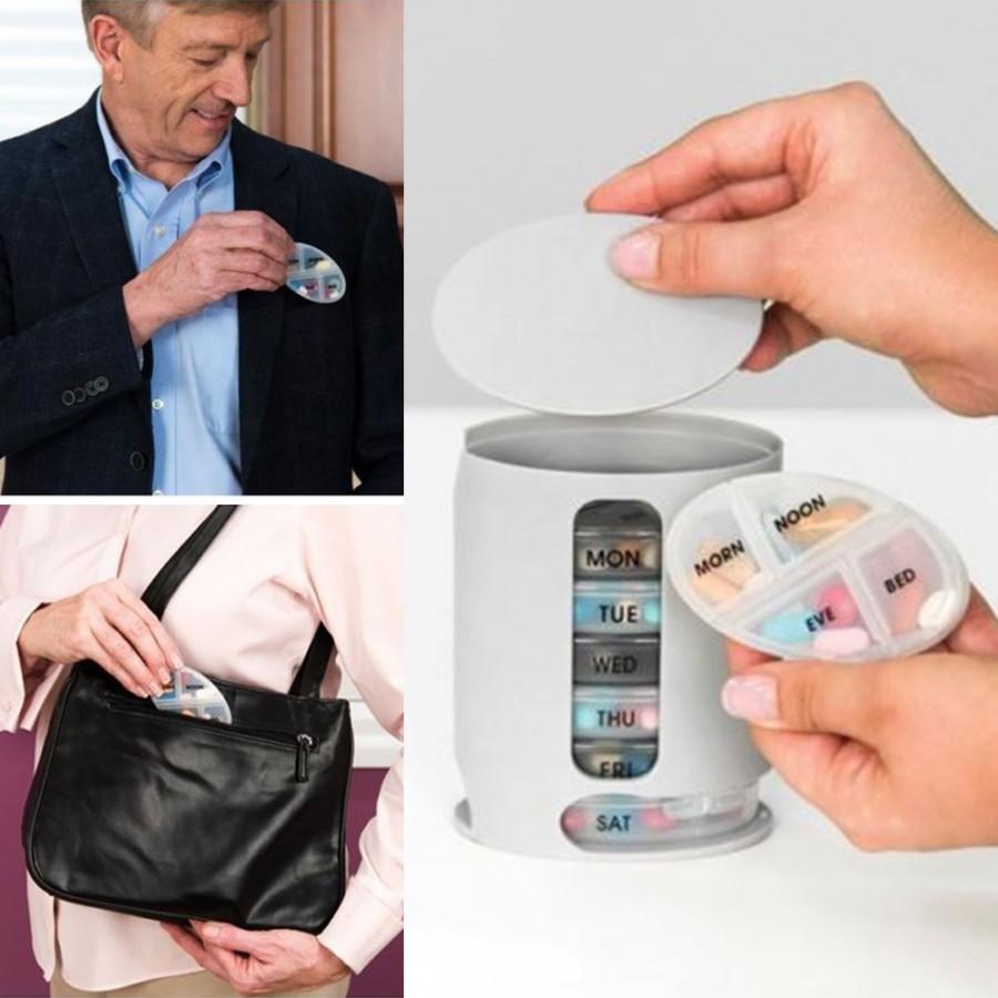 Pill Pro Organizer
