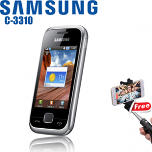 Samsung C-3310 Brand New Original Box Pack Rs.2999