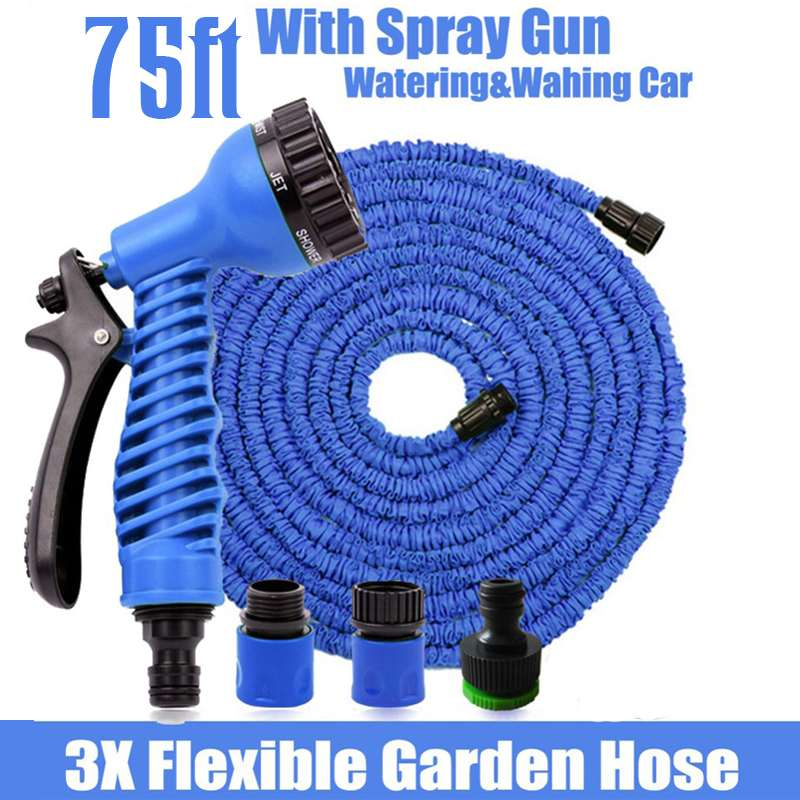 Magic Hose (75 Ft.) With 7 Spray Gun Functions