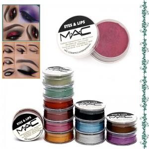 MAC Pack Of 24 Colossal Eyes & Lips Shades