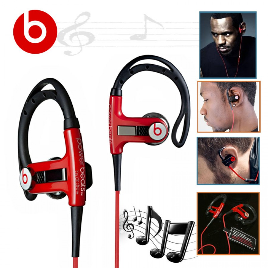 Monster Power Beats (Beats By Dre) Headset