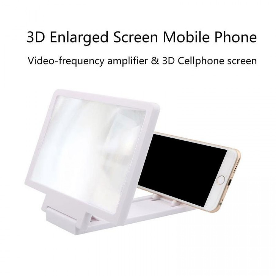 3D Enlarged Screen For Smartphones