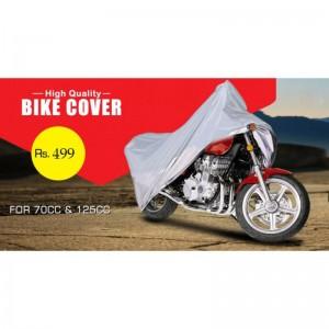 Bike Cover (Random Colors)