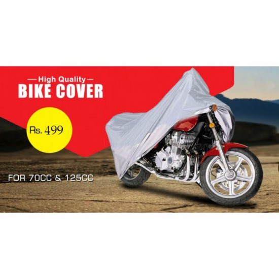 Bike Cover (Random Colors)