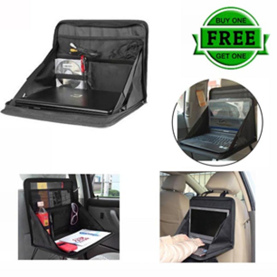 Multifunction Car Seat Back Laptop Holder ( Buy 1 Get 1 Free)  Rs. 1,499