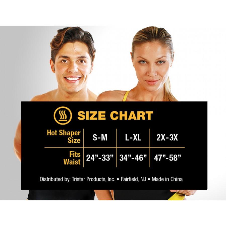 Hot Shapers Fitness Belt