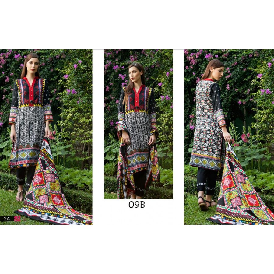 Anum Lawn Collection 2016 Design 9