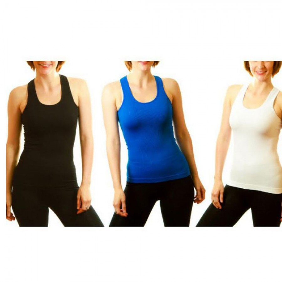 Pack Of 3 Tank Top For Her