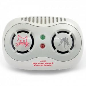 Super Ultrasonic Mouse & Mosquito Sonic Repellent Portable Repeller