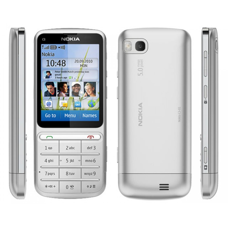 Other ringtones for Nokia C3-01 Touch and Type