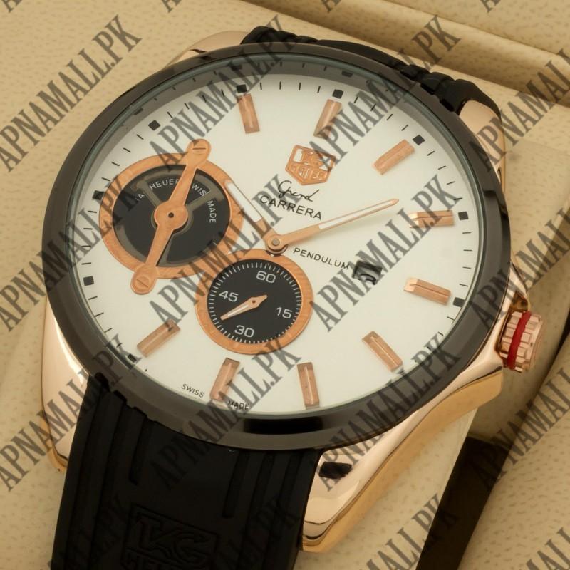 TAG Heuer Pendulum White Limited Edition