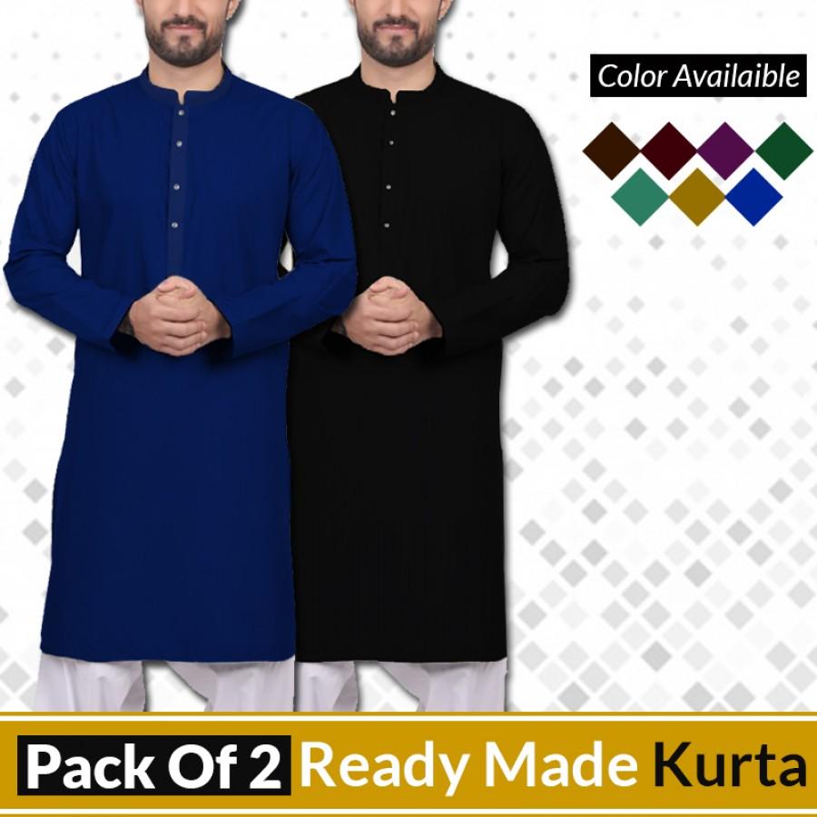 Buy any 2 Ready-Made Stylish Kurtas (004)