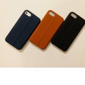PK003 Leather feel colorful cases