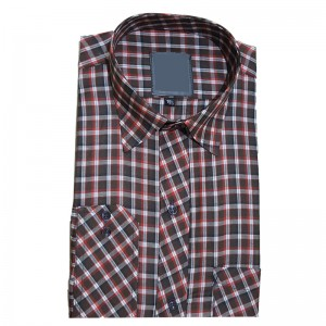 Checkered Shirt - Design 1