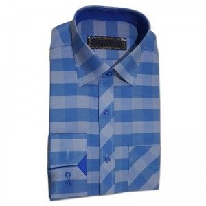 Checkered Shirt - Design 2