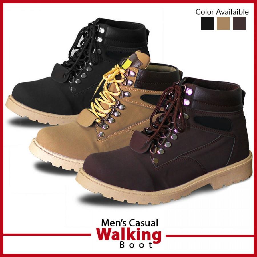 Mens Casual Walking Boot