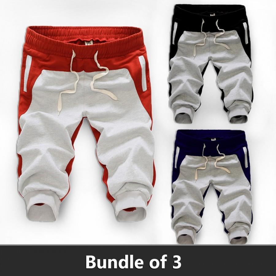 Bundle Of 3 colorful shorts