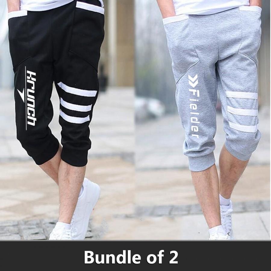 Bundle Of 3 (Krunch ,Fielder shorts)