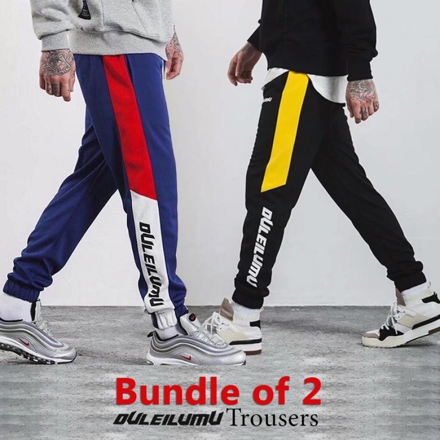 Bundle of 2  ( Duleilumu Trouser )