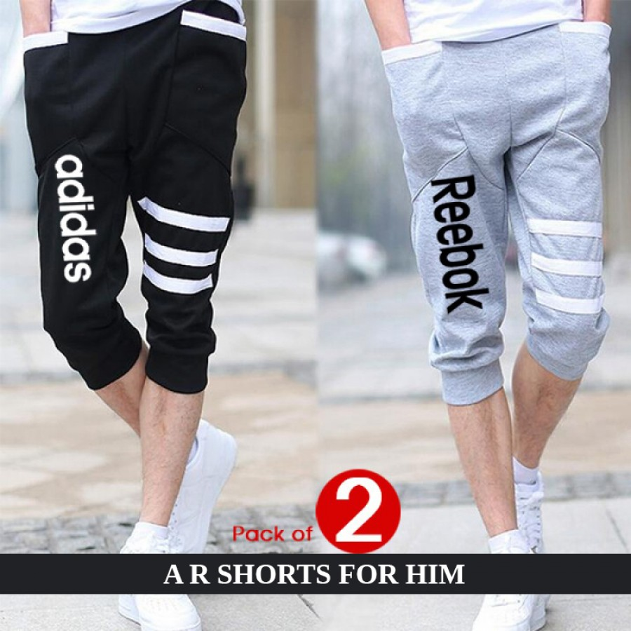Pack of 2 ( A R Shorts For Him )