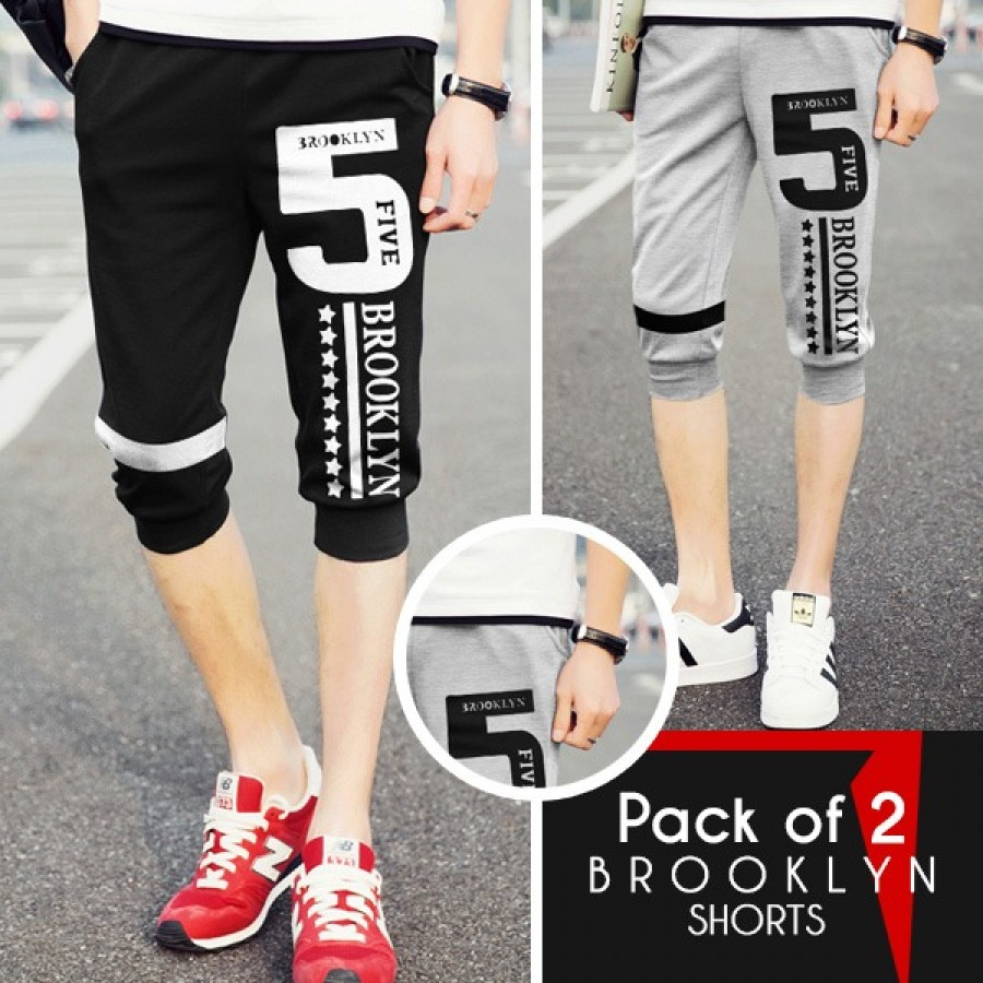 Pack of 2 ( Brooklyn Shorts )