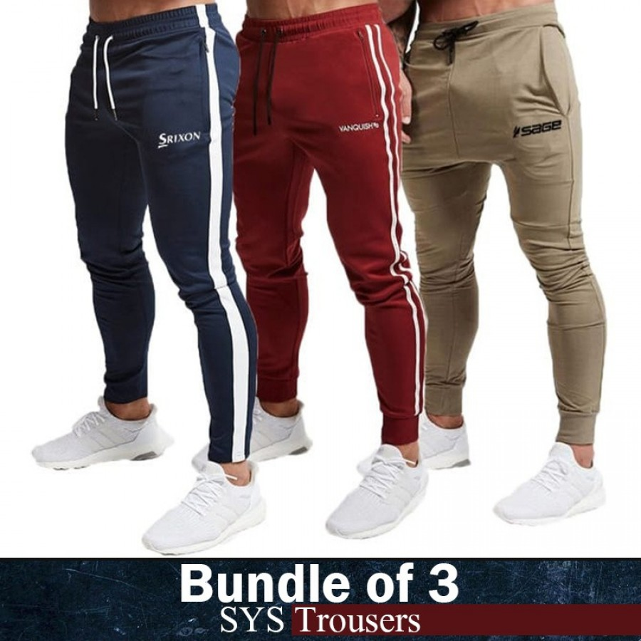Bundle of 3 SYS Trouser