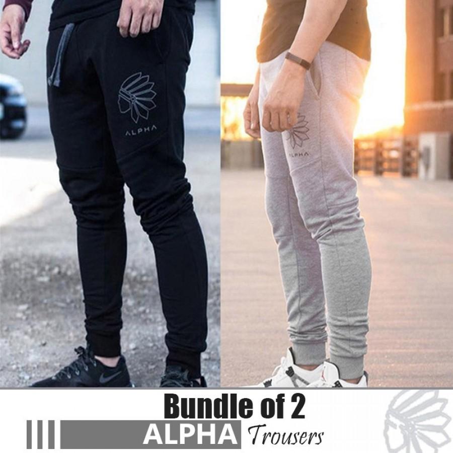 Bundle of 2 Alpha Trousers