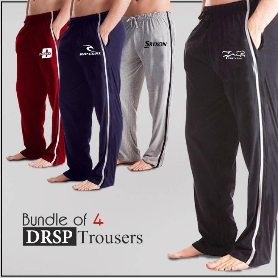 Bundle of 4  ( DRSP Trouser )