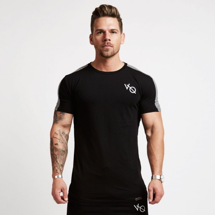 Pack of 3 V/O Contrast T-shirts