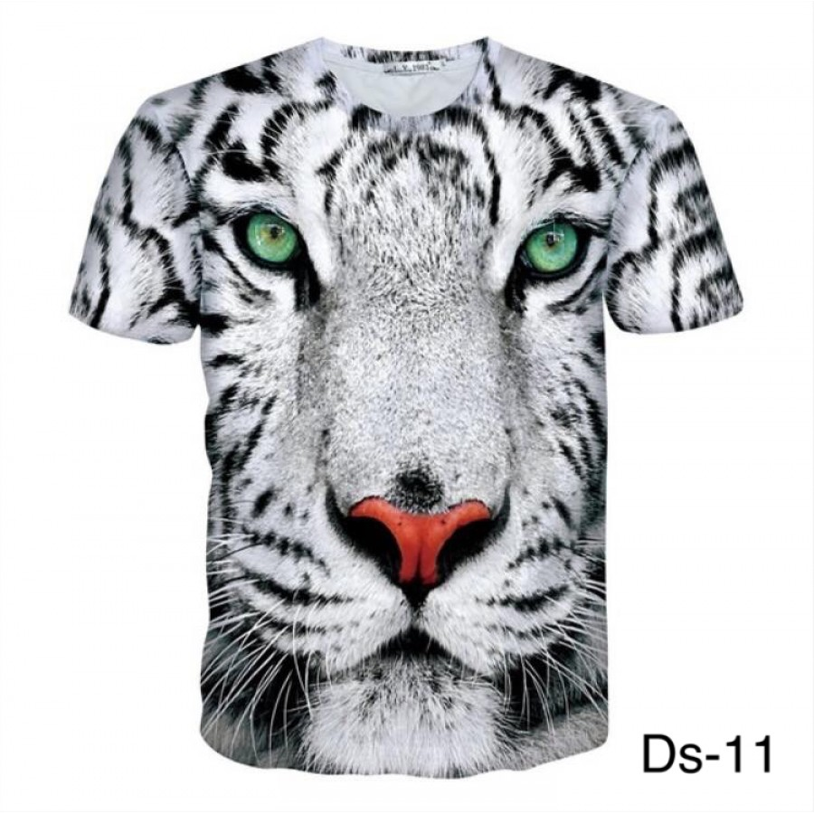 3D- Design Shirt -Ds-11