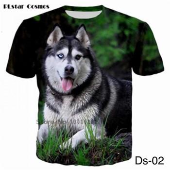 3D- Design Shirt -Ds-02