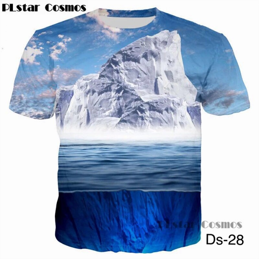 3D- Design Shirt -Ds-28
