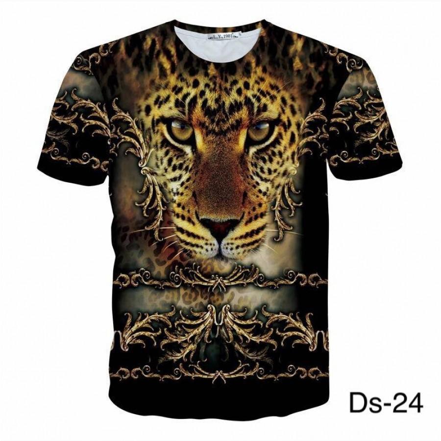 3D- Design Shirt -Design 6