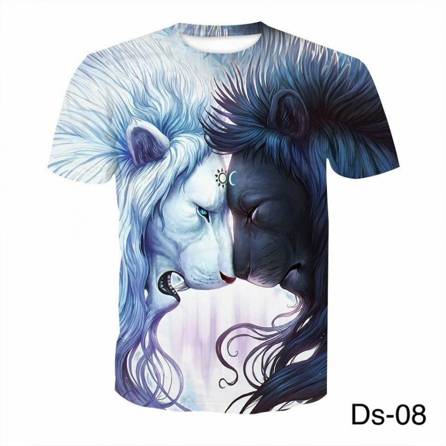 3D- Design Shirt -Ds-08
