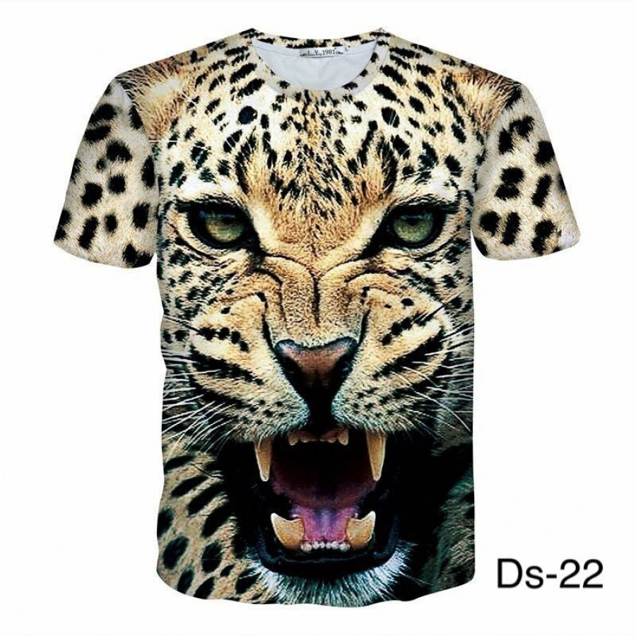 3D- Design Shirt -Ds-22