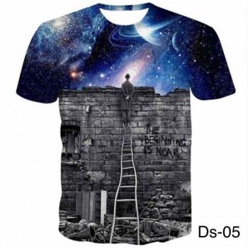 3D- Design Shirt -Ds-05