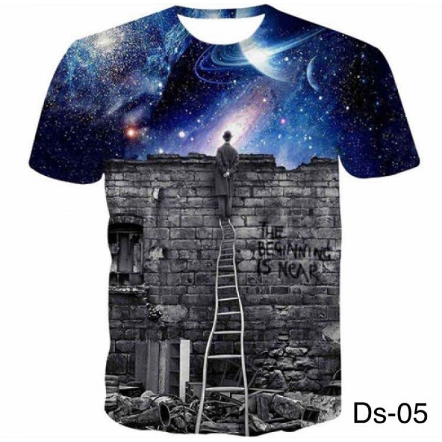 3D- Design Shirt -Ds-05