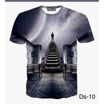 3D- Design Shirt -Ds-10