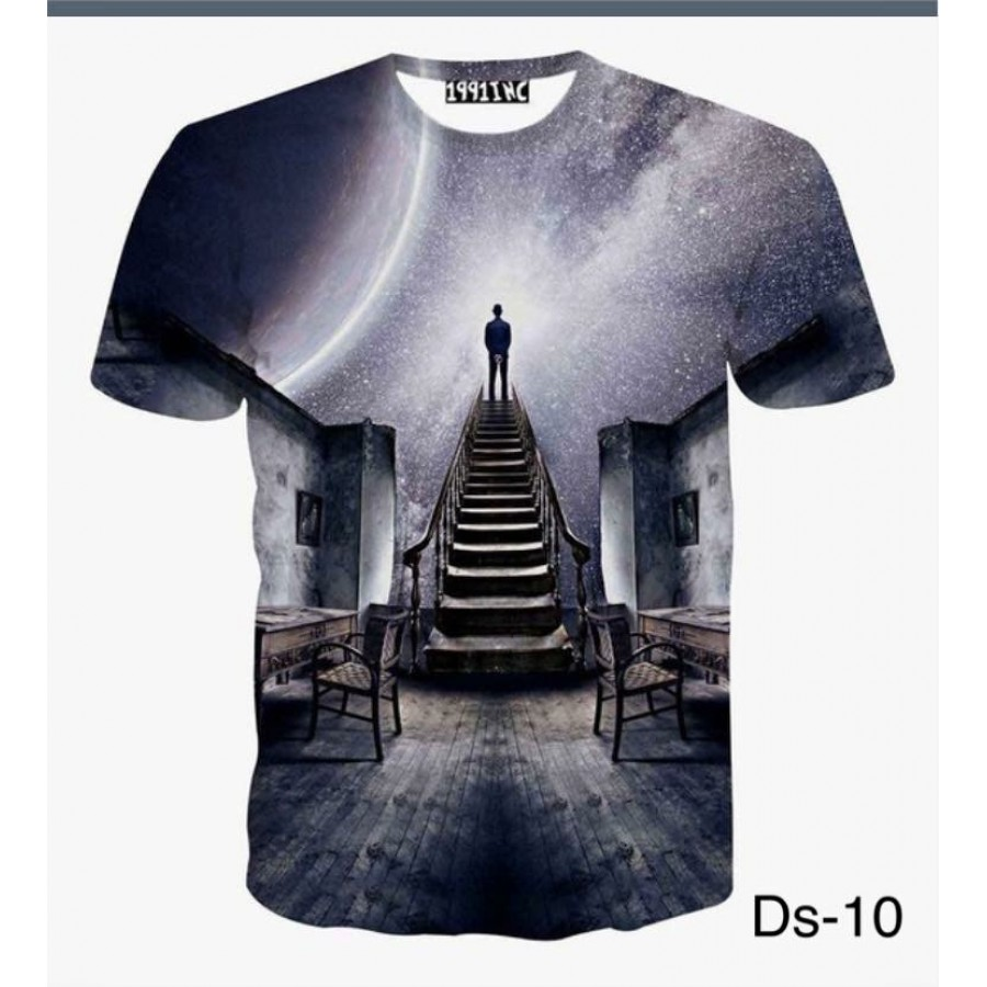 3D- Design Shirt -Ds-10