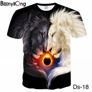 3D- Design Shirt -Ds-18