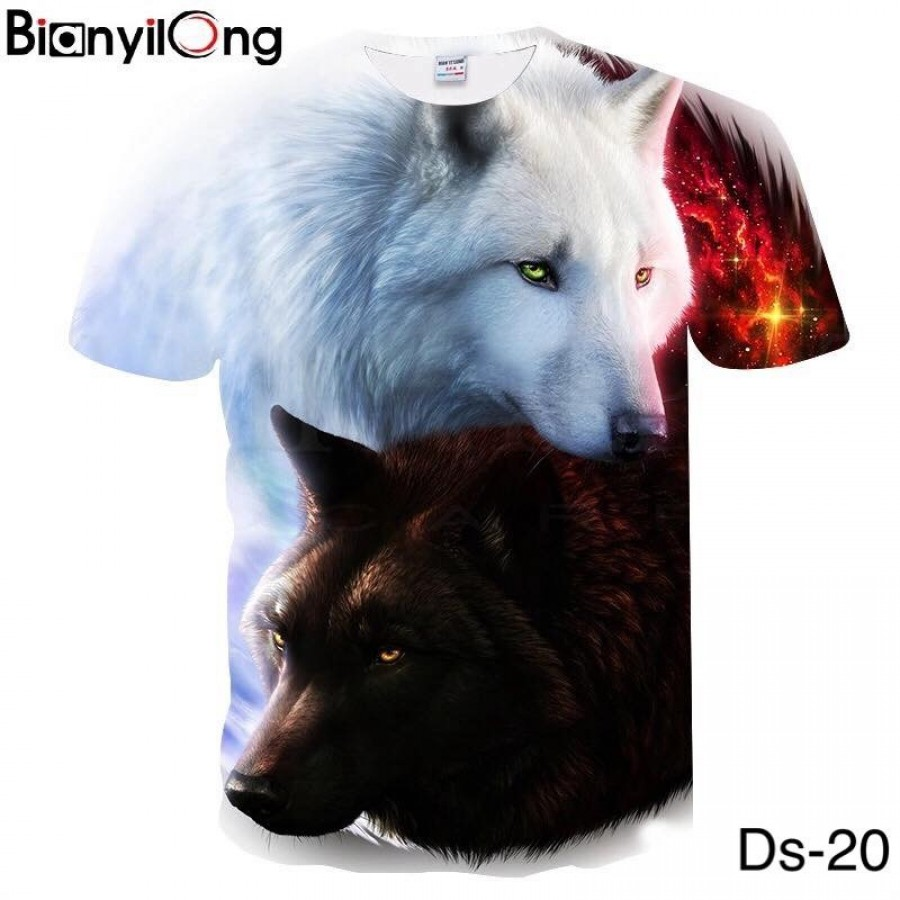 3D- Design Shirt -Ds-20
