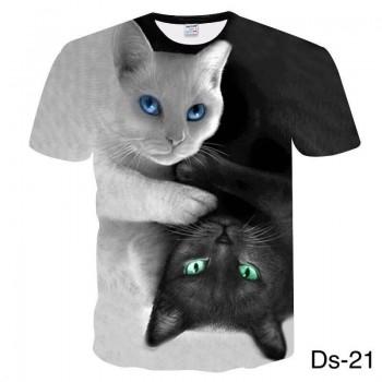 3D- Design Shirt -Ds-21